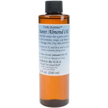 Bolek's Sweet Almond Oil 8Oz