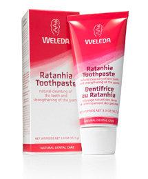 Weleda Ratanhia Toothpaste