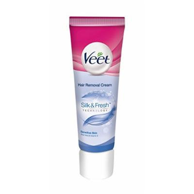 Veet Hair Removal Cream, Sensitive Skin - 100 g