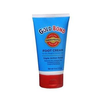 Gold Bond - Foot Cream, Triple Action Relief - 4 fl oz
