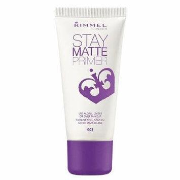 Rimmel Stay Matte Primer 0.09 fl oz