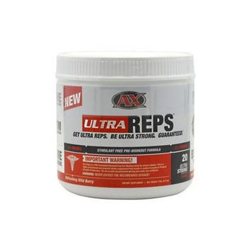 Athletic Xtreme Ultra Series Ultrareps Wild Berry 20/Serv