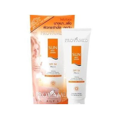 Provamed Sun Daily Lotion SPF 54 PA+++ 80 ml.