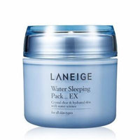 Laneige Water Sleeping Pack EX (80ml / 2.7 Fl.oz, Waterful Sharing Campaign Limited Edition)