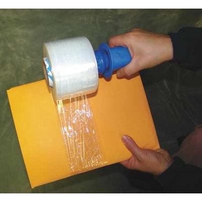 Value Brand PRD8034M Hand Stretch Wrap, Clr, 1000ft.L, 3In W, PK4