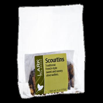 Lark Fine Foods Scourtins Olive Wafers
