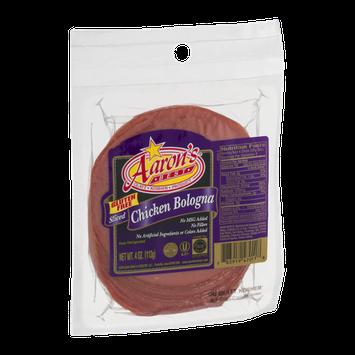 Aaron's Best Chicken Bologna