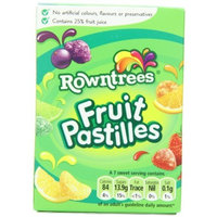 Rowntrees Rowntree's Fruit Pastilles Carton, 4.4-Ounce (Pack of 6)
