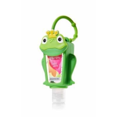 Bath & Body Works PocketBac Hand Sanitizer Gel Holder Frog Prince