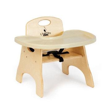 Jonti-Craft 6820JC Premium Tray High Chairries - 5 in. Seat Height