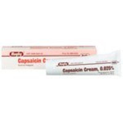 Zostrix 0.025% Cream Rugby Capsaicin 0.025% Cream *Compare to Zostrix*