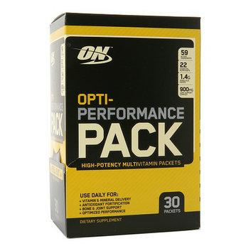 Optimum Nutrition Opti-Performance PACK Multivitamin Packets