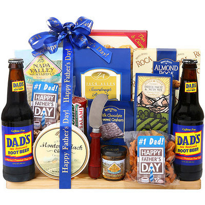 Alder Creek Gift Baskets Alder Creek Dad is the Ultimate Cut Above Father's Day Gift