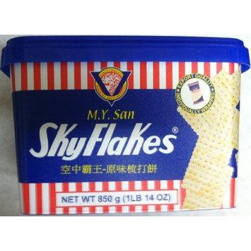 M.y. San Skyflakes Crackers(1LB 14oz)