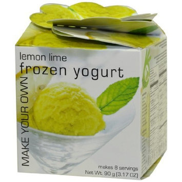 Foxy Gourmet Lemon Lime Yogurt, 3.20-Ounce Boxes (Pack of 3)