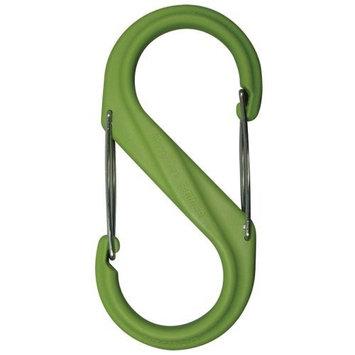 Nite-ize NITEIZE SBP4-03-17 / Nite Ize S-Biner Plastic Size #4 - Lime Green