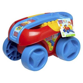 Mega Brands Build 'n Go Wagon Playset