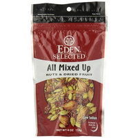 Eden All Mixed Up, Nuts & Dried Fruit, 4-Ounce Pouch (Pack of 5)