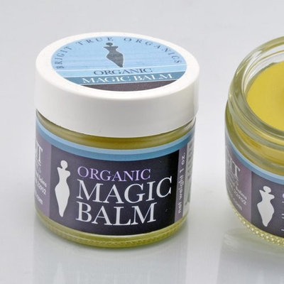 Brigit True Organics- Magic Skin Balm, 1.0 oz. (99.6% ORGANIC)