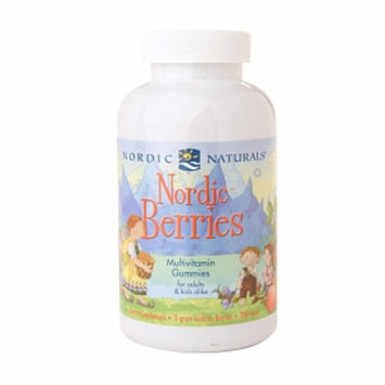 Nordic Naturals Nordic Berries Multivitamin Gummies