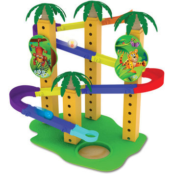 The Learning Journey Techno Kids MarbleTrax, Jungle Adventure