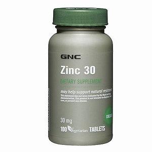 GNC Zinc 30