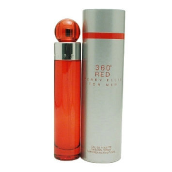 Perry Ellis 360 Red Eau de Toilette, 3.4 fl oz