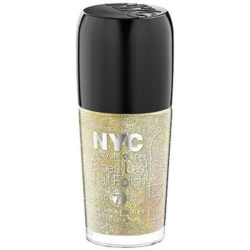 Nyc N.Y.C. 155 0.33 oz New York Color Expert Last Nail Polish Gramercy Glitz
