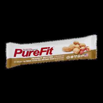 PureFit Premium Nutrition Bar Peanut Butter Crunch
