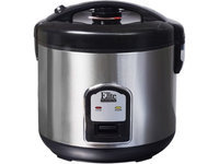 Maximatic 10 Cup Ss Rice Cooker