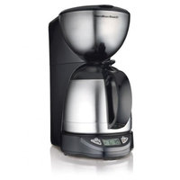 Hamilton Beach 49855 Programmable Thermal 10 Cup Coffeemaker