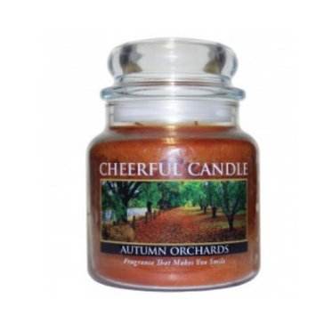 A Cheerful Candle CS65 AUTUMN ORCHARDS 16OZ - Pack of 2