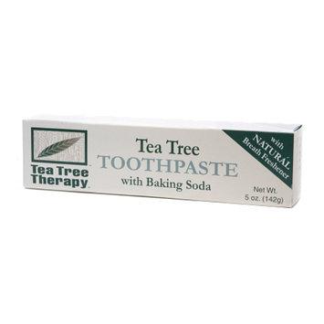Tea Tree Therapy Tea Tree Toothpaste