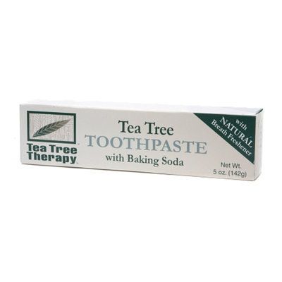 Tea Tree Therapy Tea Tree Toothpaste