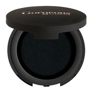 Gorgeous Cosmetics Colour Pro Eyeshadow, DMC Black, .13 oz