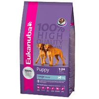 Eukanuba Puppy and Junior Large Breed Food