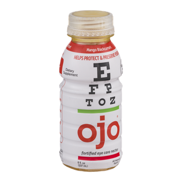 OJO Fortified Eye Care Nectar Mango Blackcurrant