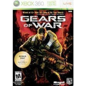 Microsoft Gears of War Refresh (Xbox 360)
