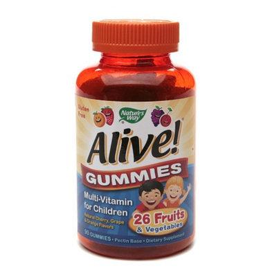 Nature's Way Alive! Children's Multivitamin