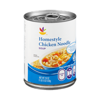 Ahold Soup Homestyle Chicken Noodle
