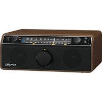 Sangean WR12BT Wooden Cabinet Receiver with Bluetooth Connectivity
