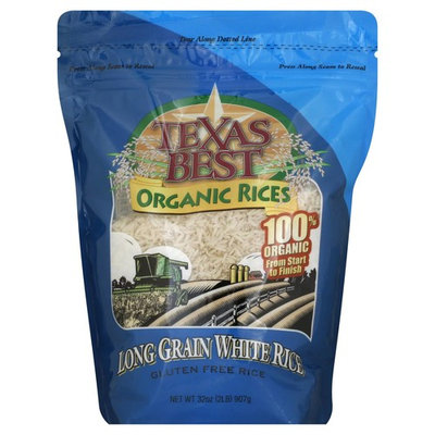 Texas Best Organics Texas Best Organic Long Grain White Rice 32oz