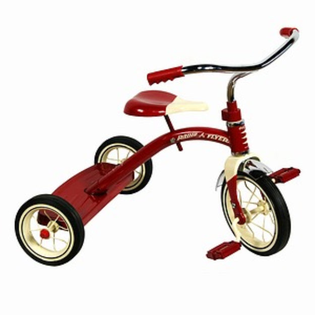 """Radio Flyer 10"""" Classic Red Tricycle #34 Reviews 2019"""