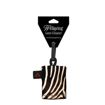 Wellspring Lens Cleaner, Animal Zebra (3207)