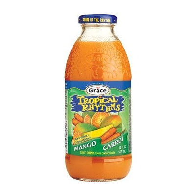 Grace Tropical Rhythms Mango Carrot, 16oz