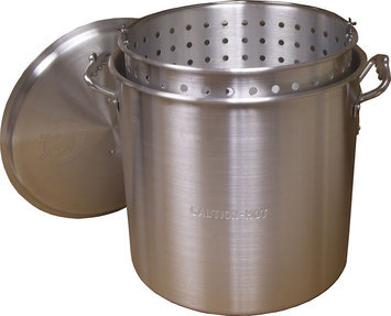 King Kooker Aluminum Boiling Pot, 80 qt.