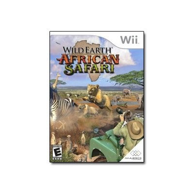 Majesco Wild Earth: African Safari (used)