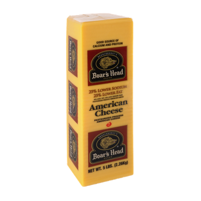 Boar's Head Deli American Cheese