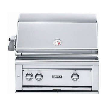 Lynx Grills Inc Lynx 30 in. Built-In Grill with Rotisserie