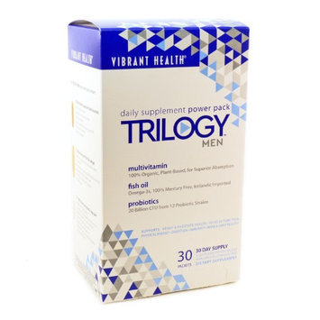 Trilogy Men Vibrant Health 30 Packets Box